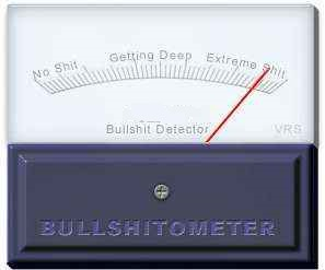 Bullshitometer