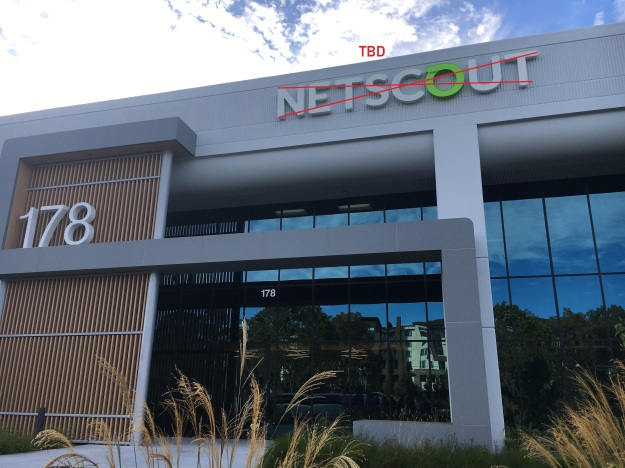Netscout HQ