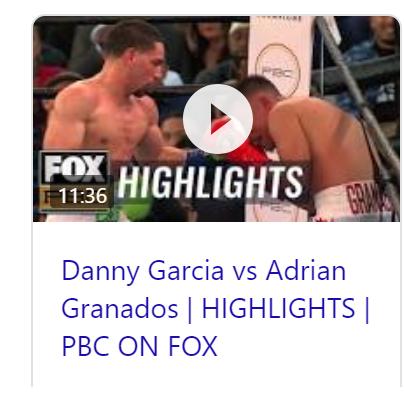 boxer Adrian